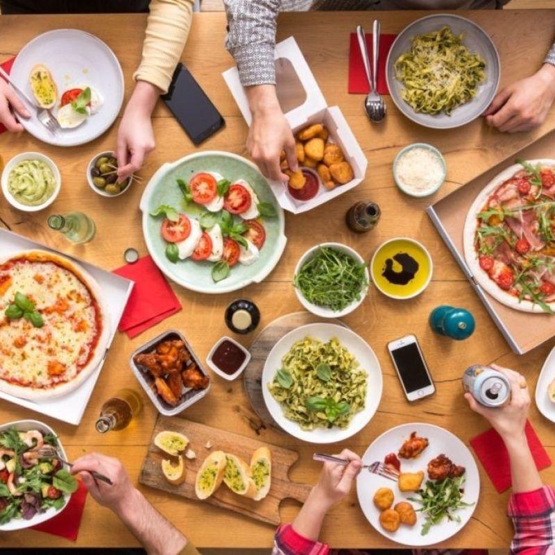 Food delivery: 7 regole per mangiare bene e in sicurezza