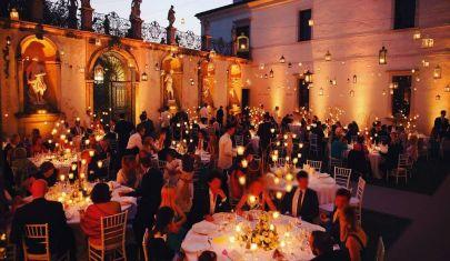 Notte di San Lorenzo nella Marca Trevigiana, a cielo aperto e sotto le stelle