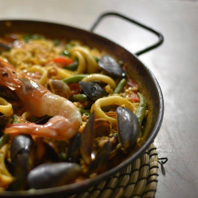 Dalla Spagna a Firenze: paella e tapas, anche alla toscana