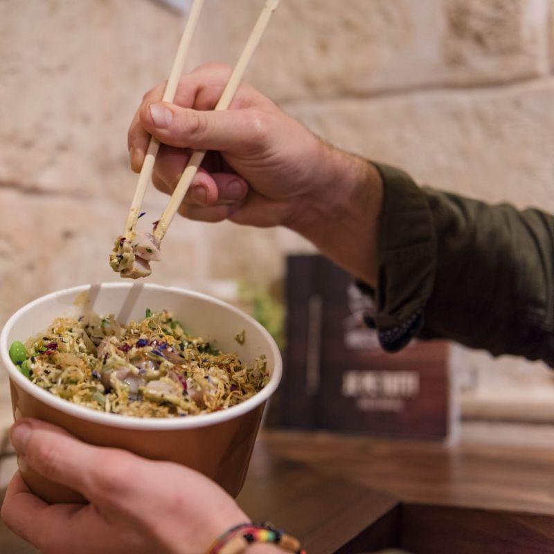 Una pausa dallo smart working? Ecco 5 locali di Bari perché anche la pausa pranzo sia smart d'asporto e a domicilio