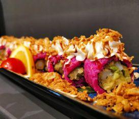 A Talenti la cucina fusion che non di aspetti: Jessica Lu racconta il suo Tako Sushi