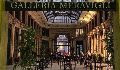 A Milano inaugura The Gallery Cafè Meravigli