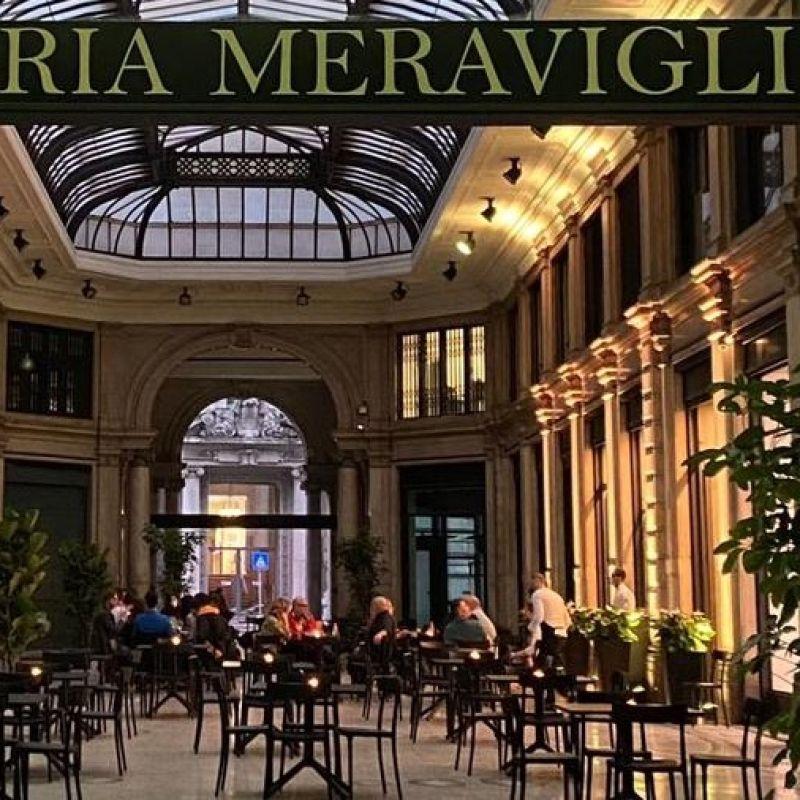 A Milano inaugura The Gallery Café Meravigli