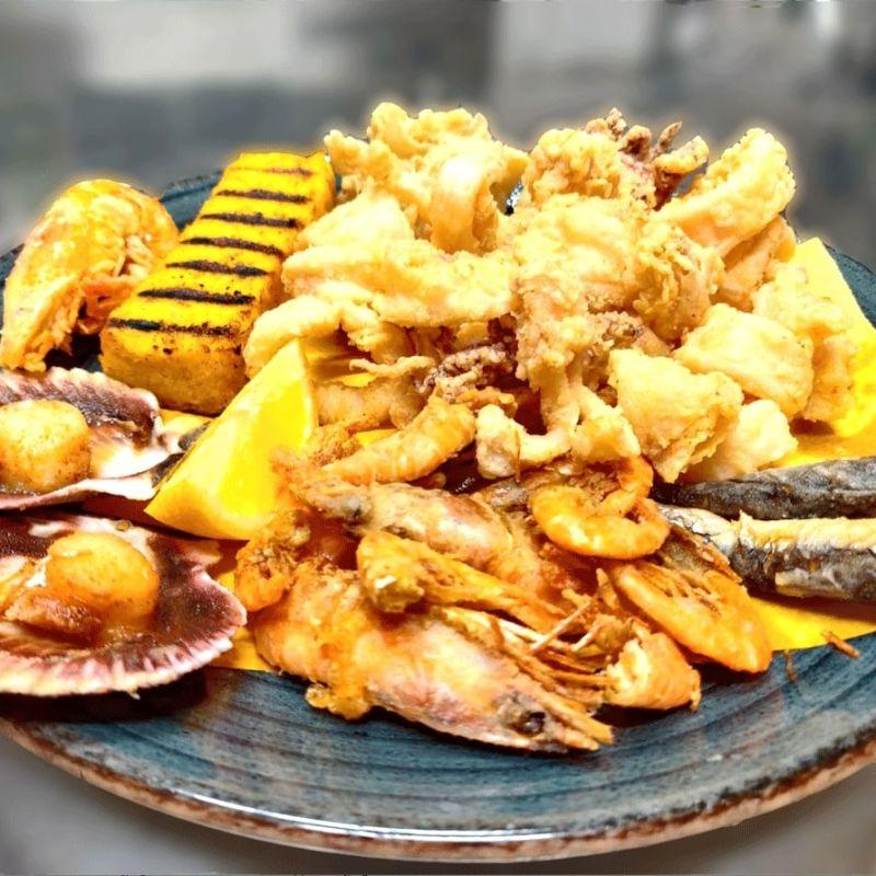 Pesce a Padova: ti porto a mangiarlo alla vecchia maniera