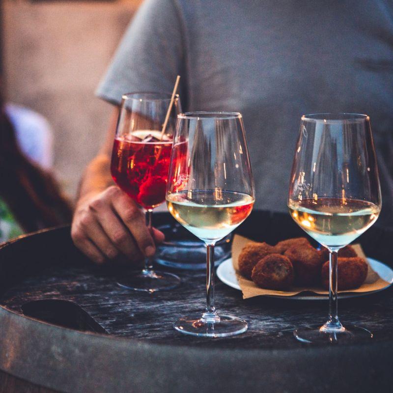 Sapore di laguna in centro a Treviso: per una bacarata in piena regola