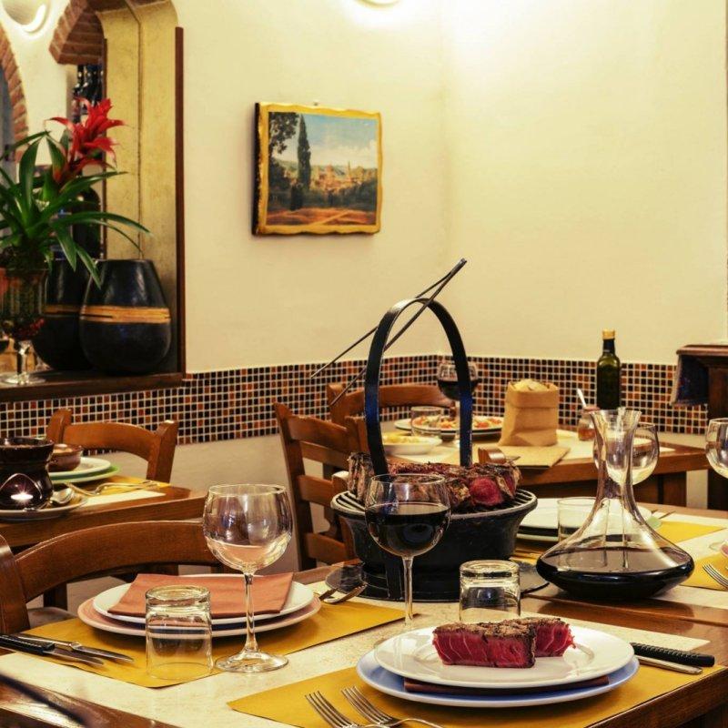 Una cena che è una scoperta: ecco La Gratella, trattoria storica di San Lorenzo