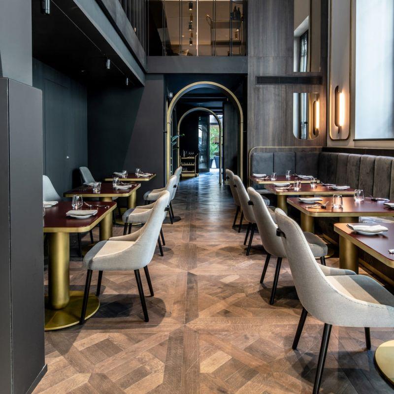 A Missori ha aperto un nuovo ristorante dentro un nuovo hotel: il menu ci parla di viaggi...