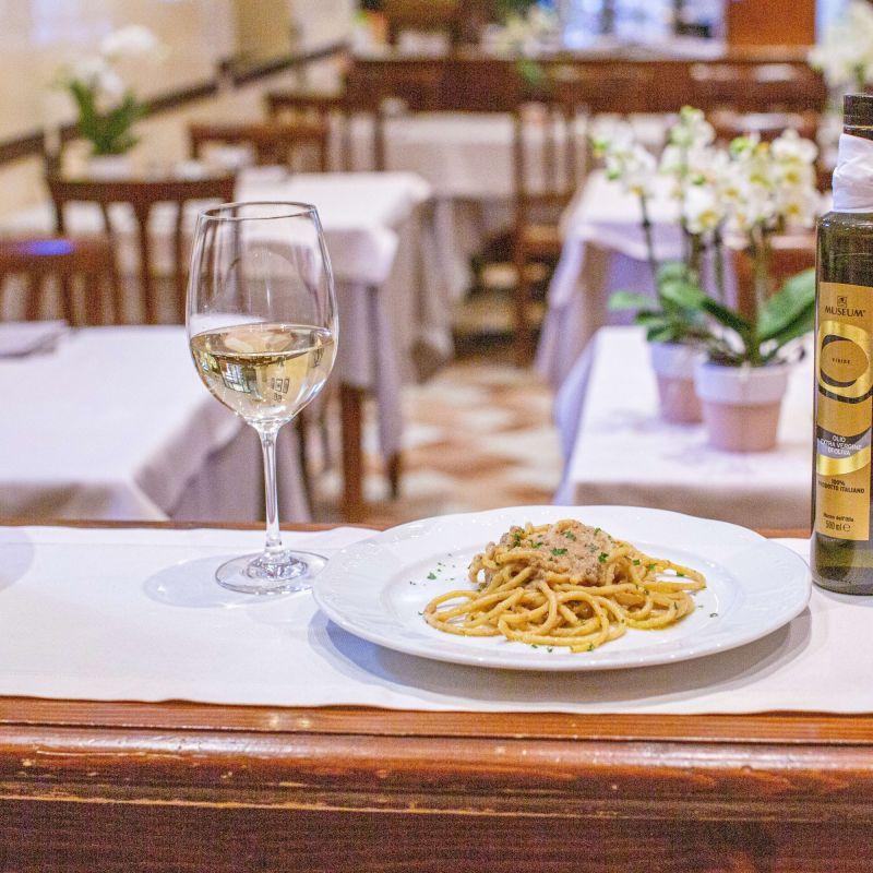 Giallo Veneto: il pranzo autunnale sul Lago di Garda si fa