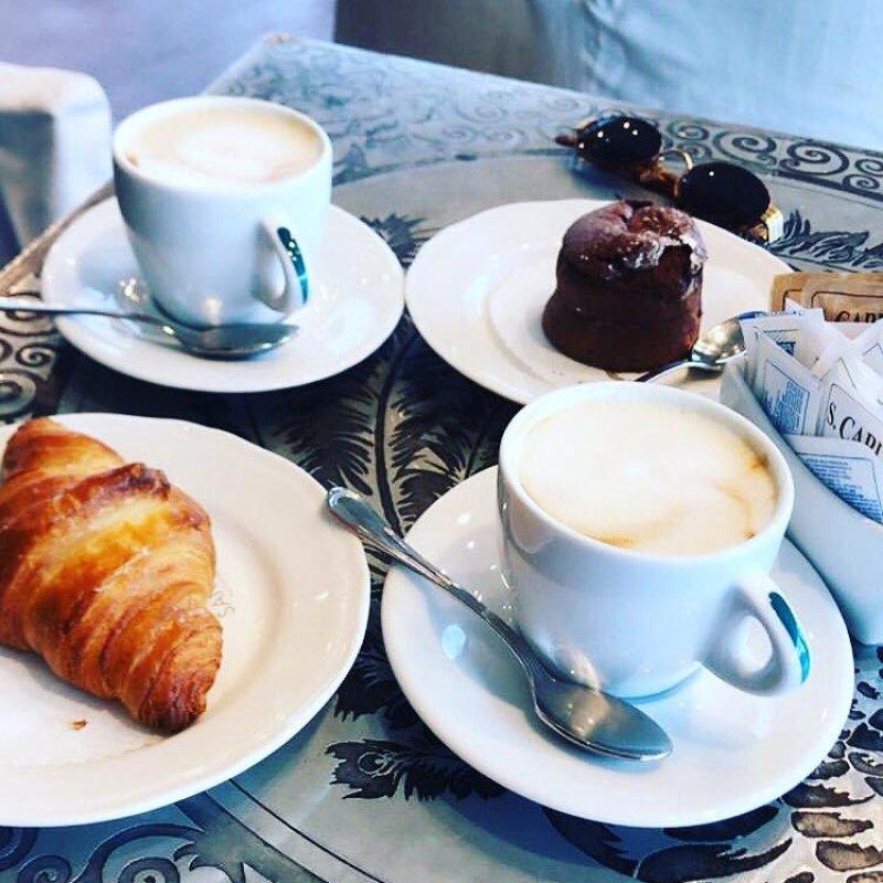 Finalmente colazione all'aria aperta: caffé e pasticcerie a Brescia con dehors