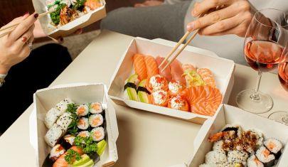Che sushata di serata! Come ordinare il sushi giusto a Treviso e dintorni
