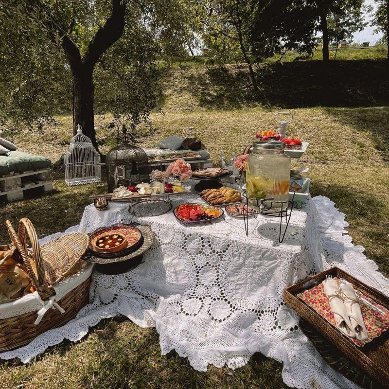 A Brescia puoi farti una cena o un pic nic in mezzo al verde. 5 locali per un'esperienza en plein air
