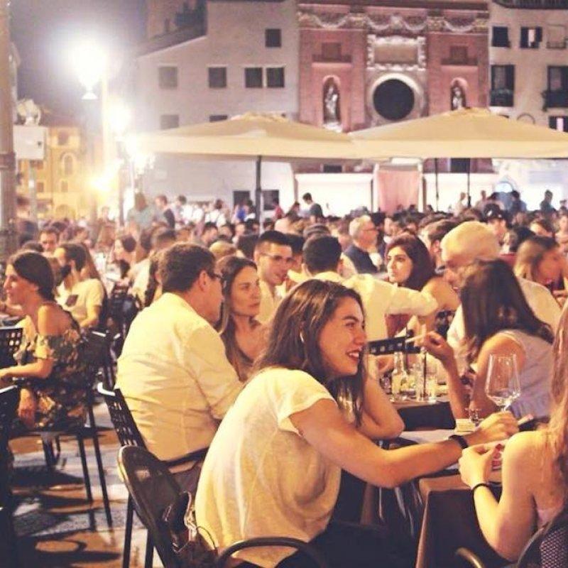 7 posti per l'aperitivo di fine estate a Padova