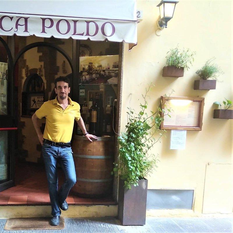Perché mangiare in una trattoria storica in buca in centro: ce lo dice Donatello Genoese, titolare di Buca Poldo