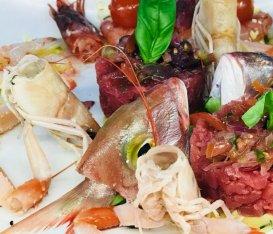 Macché sashimi: riscoprire a Roma i crudi della nostra tradizione