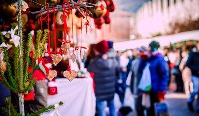 Andare per mercatini di Natale a Brescia e provincia