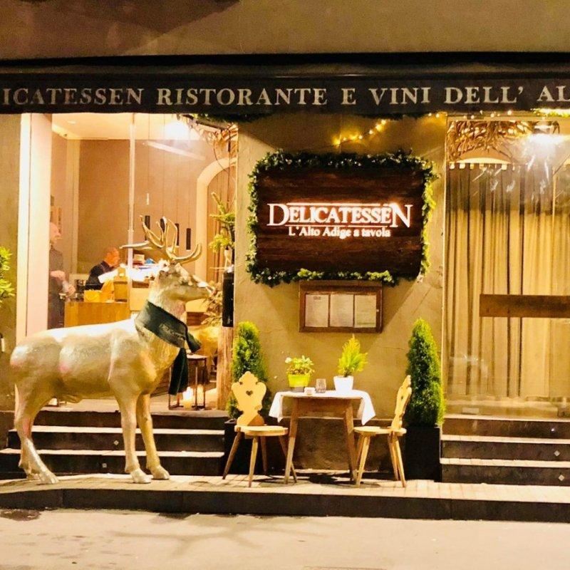 Non hai soldi per andare in montagna? Stasera ti porto a mangiare i canederli a Milano