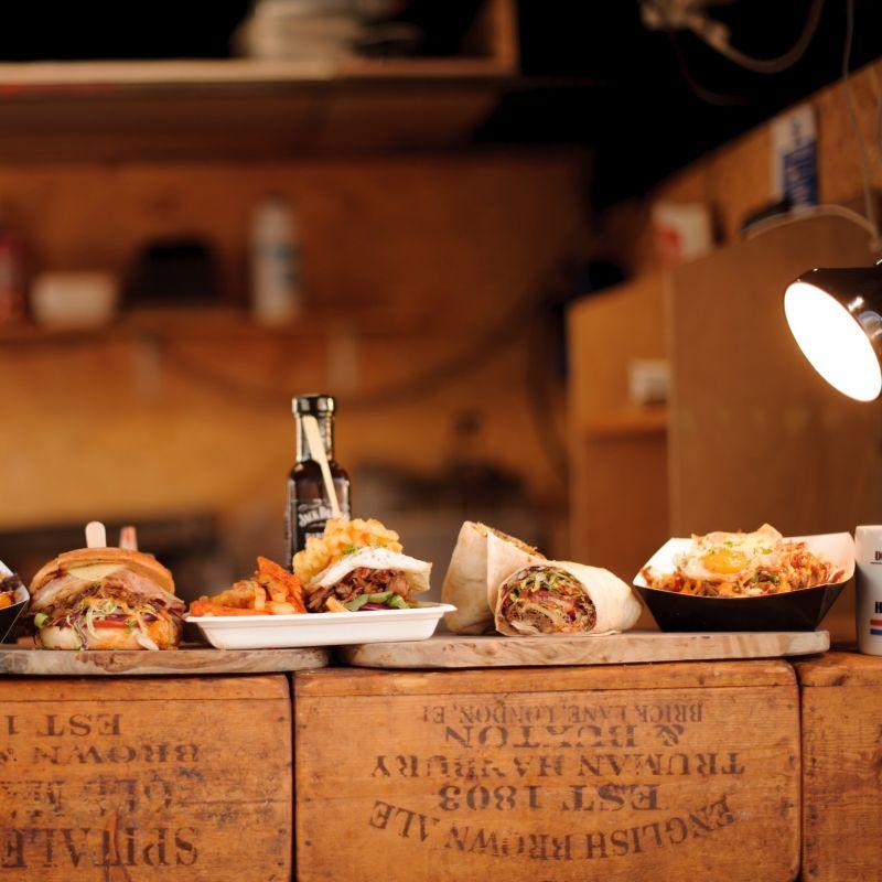 Perché i food truck sono il modo più divertente di procurarsi del cibo in Veneto