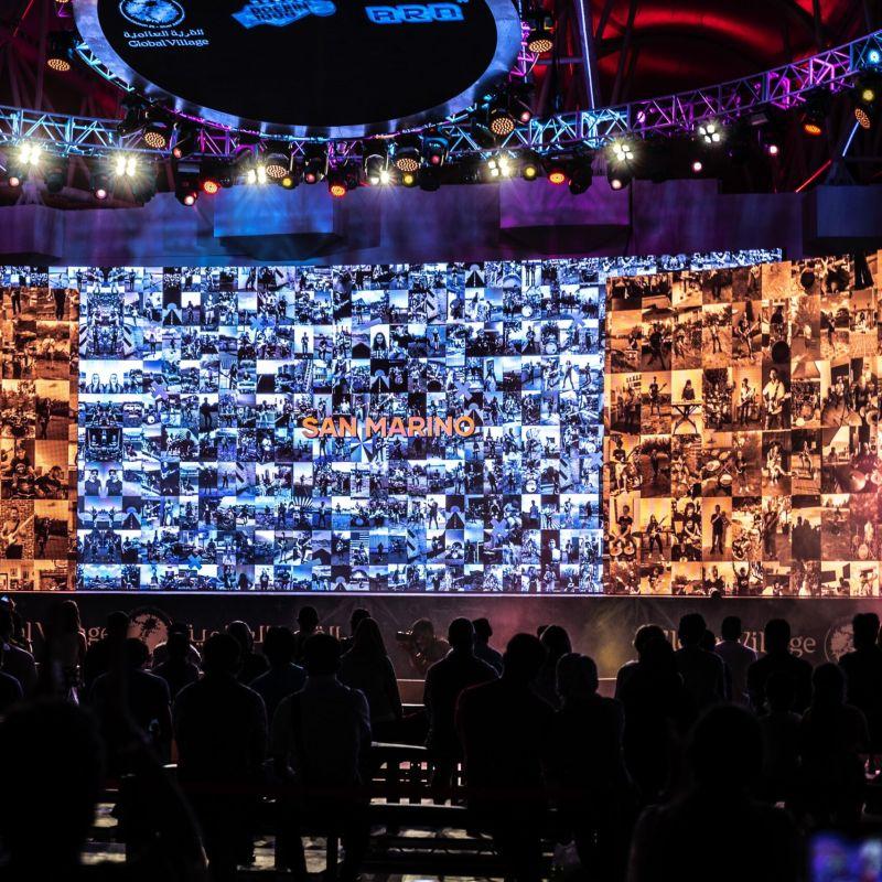 Rockin'1000 Global Gig: arriva la mappa interattiva (e celebrativa)
