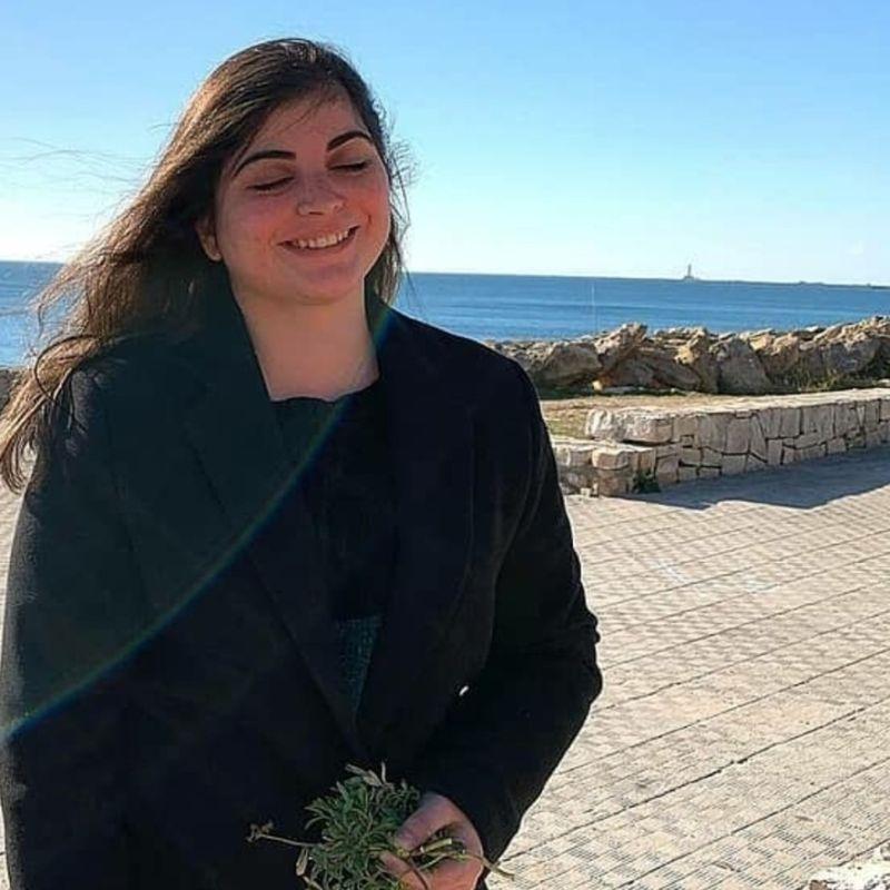 Solaika Marrocco, chef-chiromante di Primo Restaurant a Lecce