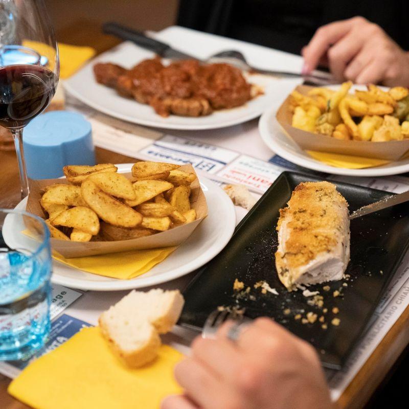 Tipiche, non turistiche, economiche: 10 osterie di Firenze dove fare la scarpetta è d'obbligo