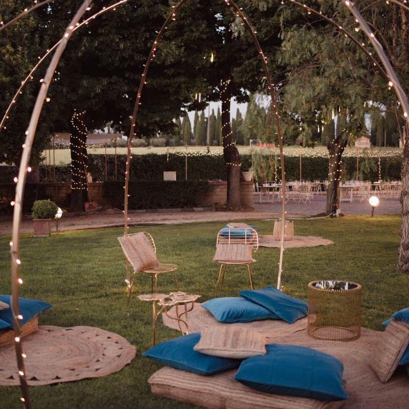 Torna il ristorante Luce al Parco Archeologico dell'Appia Antica