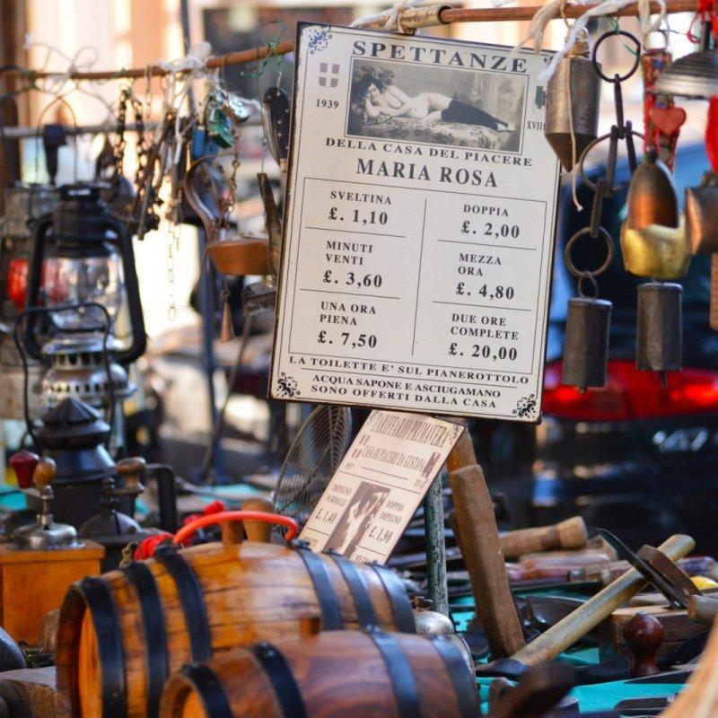 I mercatini dell'antiquariato di Treviso e provincia dove scovare piccoli tesori