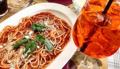 """Se la Carbonara è in versione """"all you can eat"""" e con lei tutti i piatti della tradizione romana"""