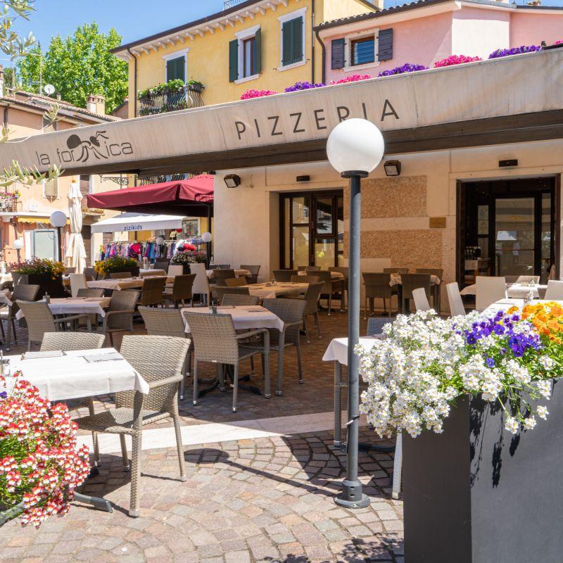 Preparati! Ti porto a mangiare all'aperto sulla sponda veronese del Lago di Garda
