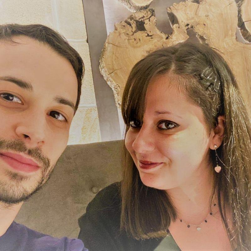 Diego e Cristina: una storia d'amore dietro Al Porti.co