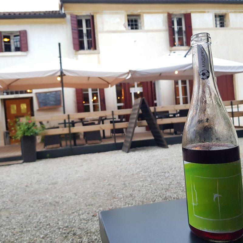 Una serata fra amici al Kavo': grandi vini e ottima cucina a Villa Guidini