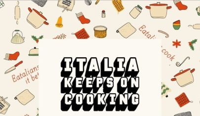 Ogni giorno una lezione di cucina: il calendario dell'avvento degli chef
