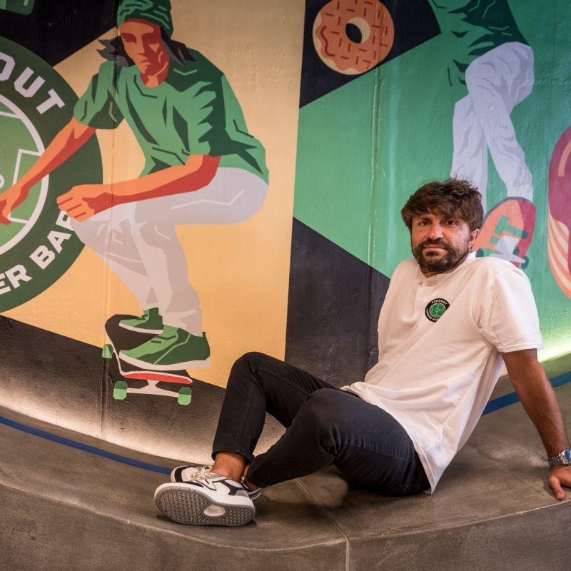 Luca Cassano: «L'hamburger del futuro? Lo abbiamo creato da Timeout in via Argiro»