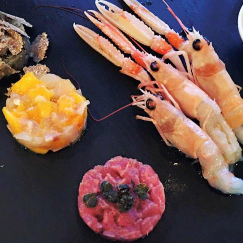 Ma quale sashimi: crudi di mare nel mestrino alla nostra maniera