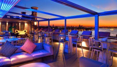 Aromi e Skyline dell'Hilton di Venezia vincitori di due importanti premi