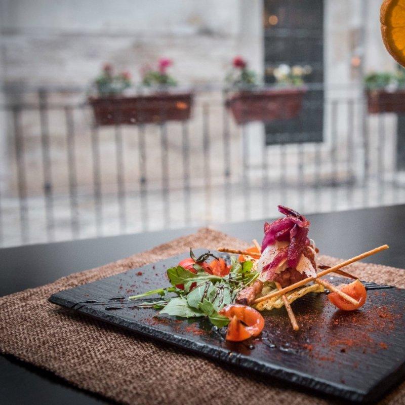 Wow effect assicurato per le 40 ricette in semifinale con Scatena l'aperitivo con Rustica - Sud Italia