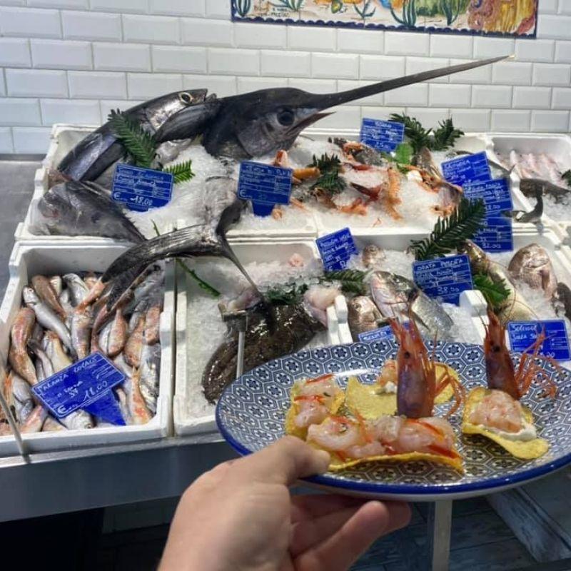 Sapore di mare, 5 ristopescherie di Roma dove fare il pieno di fosforo
