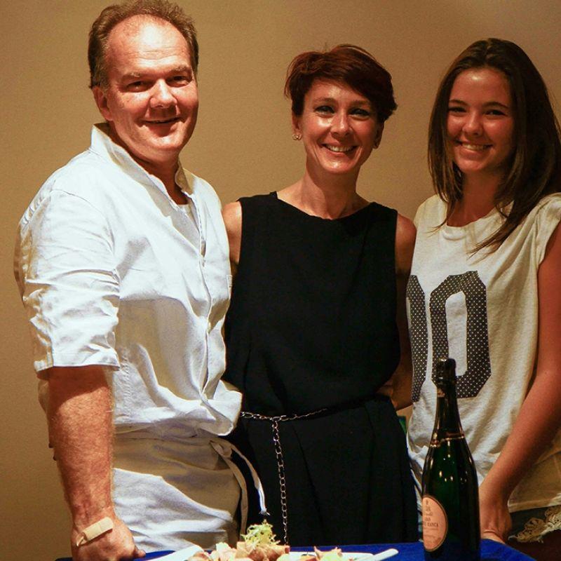 Luca e Nadia: c'è la dedizione di una famiglia dietro al Ristopub Da Luca