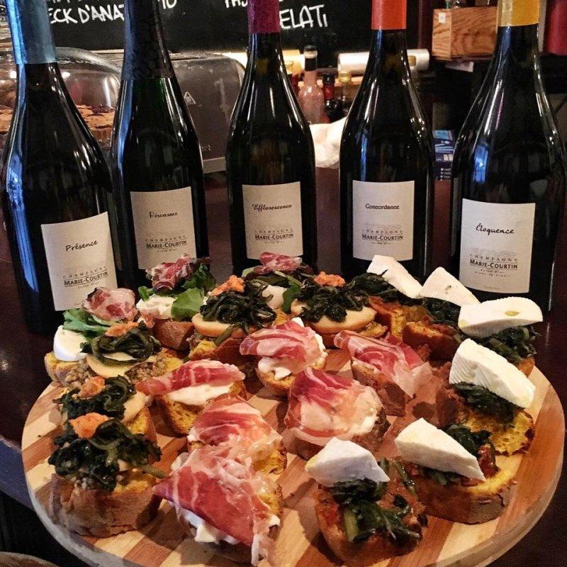 6 tra wine bar ed enoteche di Roma dove fare aperitivo con vini e taglieri