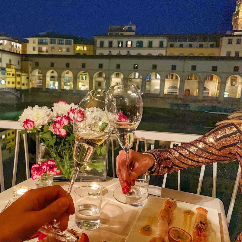 Quei ristoranti di Firenze che se passi per un aperitivo poi ti fermi pure per cena