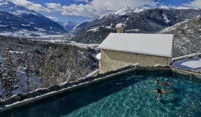 Le terme con vista più incantevoli d'Italia (e non solo) per la remise en forme post vacanze
