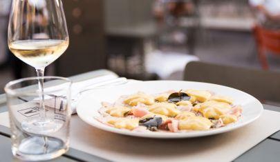 Re per una cena con il delivery delle grandi occasioni a Cittadella