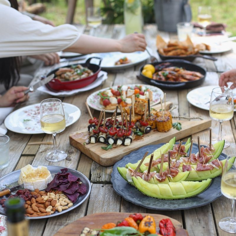Mangiare all'aperto a Firenze: 5 idee per evitare la ribollita