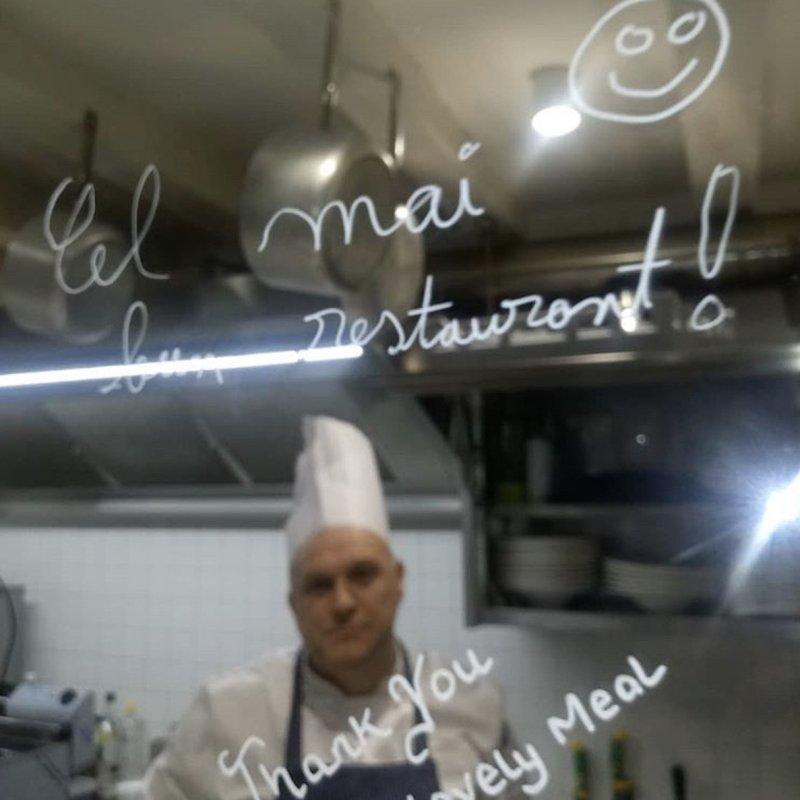 Il cuore veneziano (con un tocco brasiliano) di Albano Bovo a L'Osteria Le Guglie