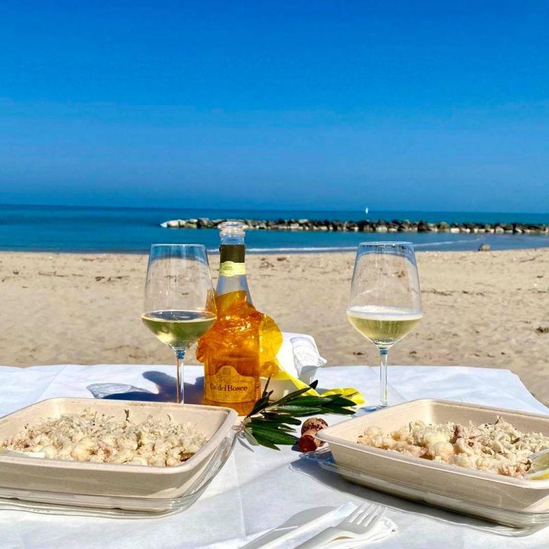 Pranzetto al mare a Pescara? 5 ristoranti per tenere finalmente i piedi nella sabbia