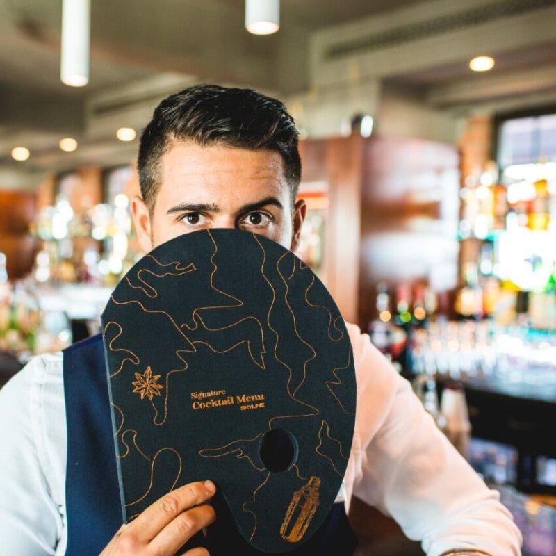 L'arte nel bicchiere: i cocktail di Gabriele Cusimano allo Skyline Rooftop Bar
