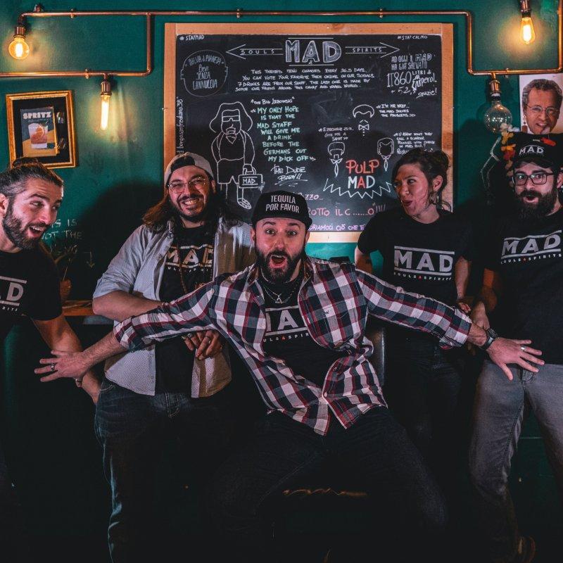 Mad Souls&Spirits, il cocktail pub che ha rivoluzionato la notte a Firenze