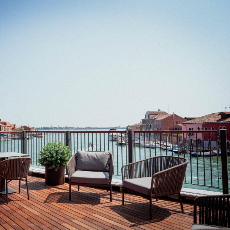 10 Ristoranti panoramici che ti faranno (ri-)innamorare di Venezia