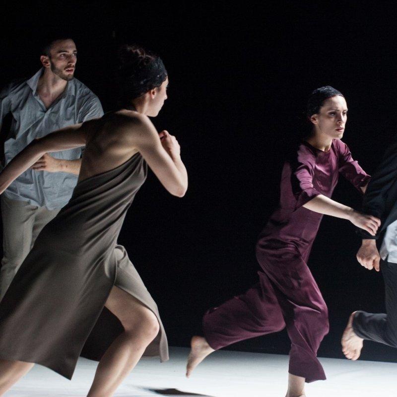 Riccardo Buscarini al Teatro Koreja
