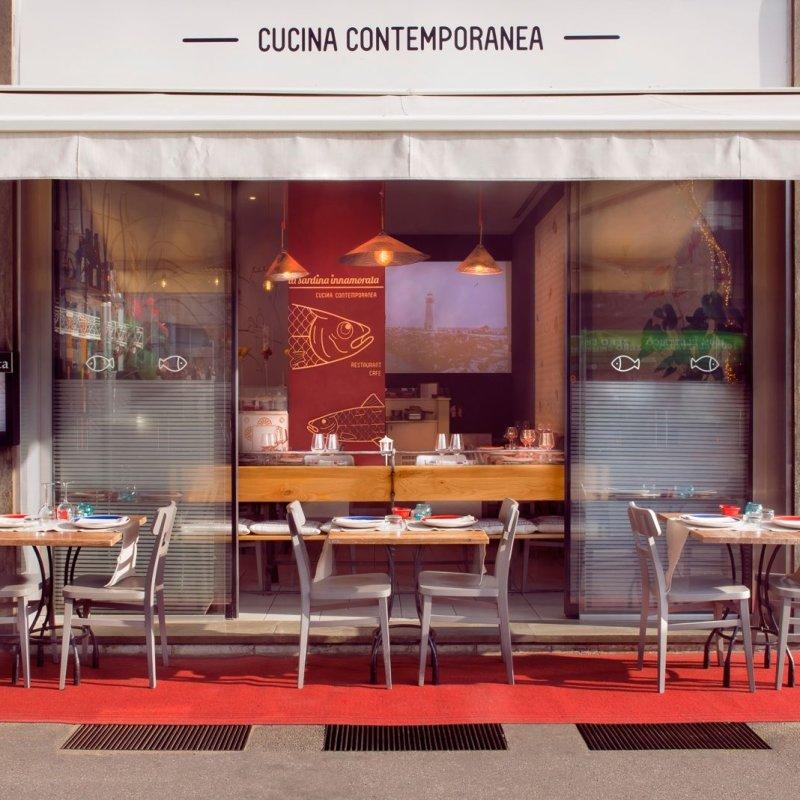 Sardina Innamorata: aperitivo Ceviche & Pisco e menu gourmet