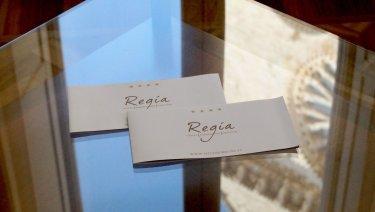 Régia Hotel Ristorante